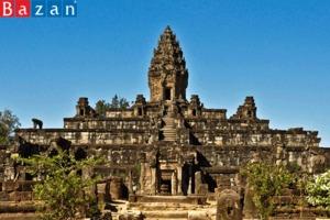 Đền Bakong ở Siem Reap Campuchia