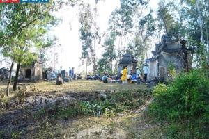 Miếu Nam Lãnh ở Quảng Bình