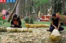 Lễ bỏ mả của người Ê Đê ở Phú Yên