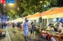 Đến chợ đêm ngã 6 Đắk Lắk, thưởng thức đồ ăn vặt