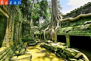 Đền Beng Mealea ở Siem Reap