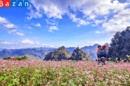 Mùa đông về trên cao nguyên đá Hà Giang