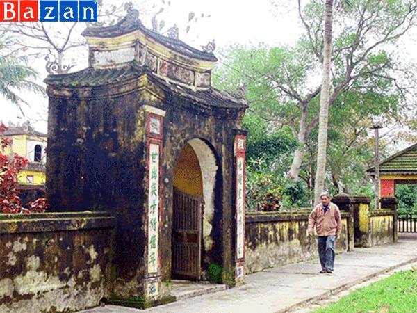 Về thăm làng cổ Bích La Quảng Trị