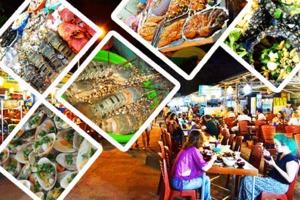 Chợ đêm tiêu biểu của Việt Nam