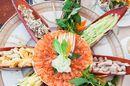 Lẩu thả Phan Thiết-món ăn đậm đà hương vị biển