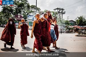 Vé Máy Bay Myanmar