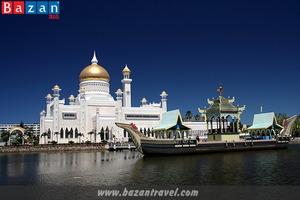 Vé Máy Bay Brunei