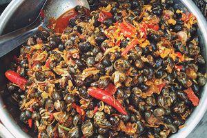 Đến Huế thưởng thức món ốc gạo thơm ngon, hấp dẫn