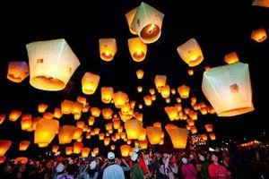 Đến ngay kẻo trễ lễ hội đèn lồng Dalgubeol Hàn Quốc