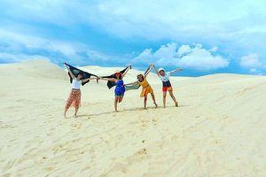 Du lịch Phan Thiết - hành trình vui vẻ cùng công ty Bé và Bạn