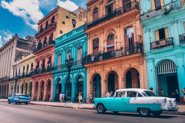Vé máy bay đi Cuba