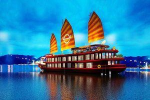 Du thuyền 5 sao trên Vịnh Nha Trang