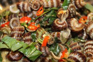 Đặc sản ẩm thực xứ Huế đâu chỉ có những món ăn Cung Đình