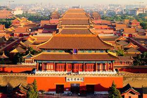 Cố Cung Bắc Kinh –Tử Cấm Thành lừng danh của Trung Quốc