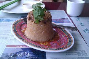 Đi Đài Loan nhâm nhi đặc sản xôi ống đậm đà dư vị