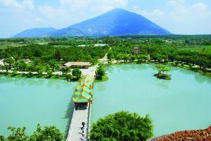 Khu du lịch Long Điền Sơn ở Tây Ninh