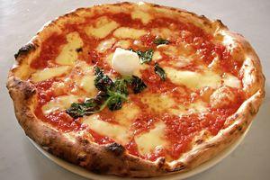 Pizza trong văn hóa ẩm thực Mỹ