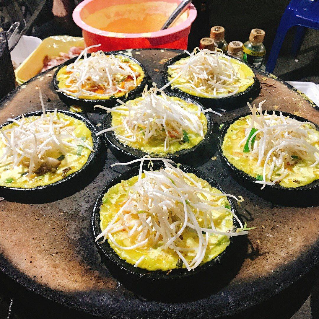 Bánh xèo Phan Thiết, khám phá món ngon trên cung đường