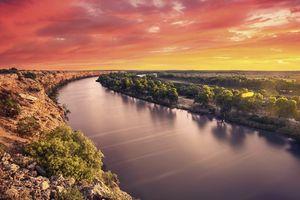 Du ngoạn trên dòng Murray – Bức tranh phong cảnh hữu tình của Úc