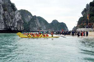 Lễ hội đền Bà Men ở Quảng Ninh