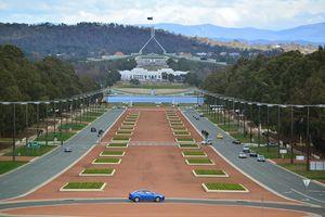 Lãnh thổ Canberra thủ đô Liên Bang của Úc