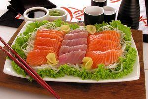 Sashimi – Món lạ từ xứ sở Hoa Anh Đào