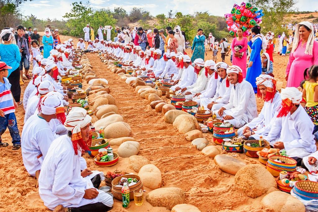 Lễ Ramadan đồng bào Chăm tại Châu Đốc