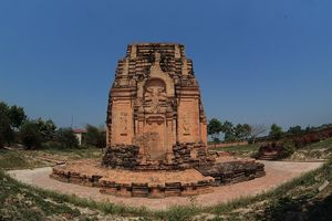 Tháp Chót Mạt ở Tây Ninh