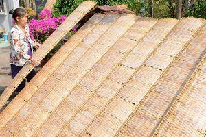 Xa Tây Ninh, Nhớ làng nghề bánh tráng phơi sương Trảng Bàng