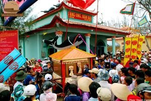Lễ hội Nghinh Ông ở Bạc Liêu