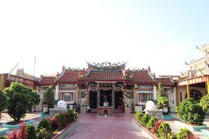 Chùa Quan Đế nơi đậm nét văn hóa người Hoa