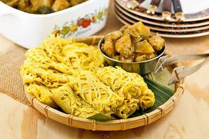 Roti Jala – Món bánh kếp đặc sắc của Malaysia