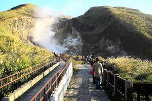 Công viên Quốc gia Yangmingshan – Nơi nghỉ dưỡng tuyệt vời tại Đài Loan