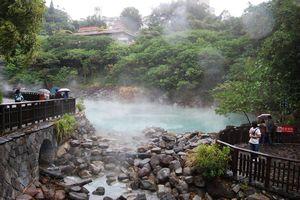 Suối nước nóng Beitou – Điểm nghỉ dưỡng lý tưởng của Đài Bắc