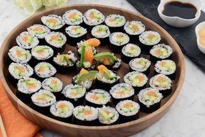 Sushi – Món quà ẩm thực từ Nhật Bản