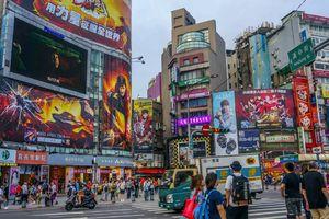 """Ximending – Con đường """"shopping"""" lý tưởng của thành phố Đài Bắc"""