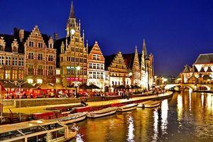 Ghent – Thành phố lễ hội của Bỉ