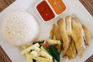 Cơm gà Hải Nam Đài Loan