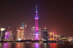 Sông Hoàng Phố, Cầu Phố Giang - Niềm kiêu hãnh trên bến Thượng Hải