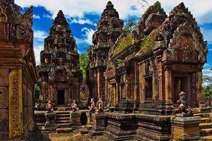 Đền Banteay Kdei ở Siem Reap