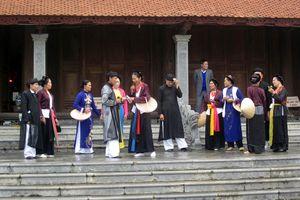 Lễ hội Hát Đúm ở Thủy Nguyên, Hải Phòng