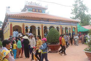 Láng Linh - Bảy Thưa ở Châu Đốc