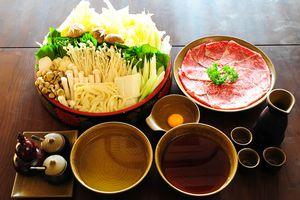 Lẩu sukiyaki – Nghệ thuật ẩm thực tinh tế của Nhật Bản