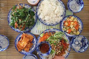 Nghệ thuật ẩm thực Huế