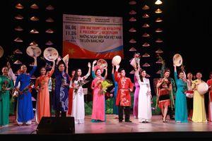 Ngày văn hóa Việt Nam tại Liên bang Nga