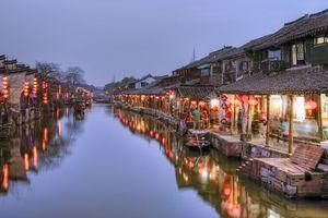 Thành phố Tô Châu - Quê hương của những dải tơ lụa trứ danh thế giới