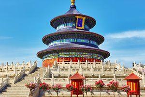 Thủ Đô Bắc Kinh Trung Quốc - Dấu ấn hơn hai ngàn năm lịch sử