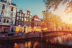 Thành phố Amsterdam Hà Lan - Nhiều điều bí ẩn chưa được lý giải