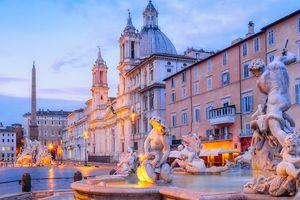 Thủ Đô Rome Italia - Bảo tàng vĩ đại của thế giới