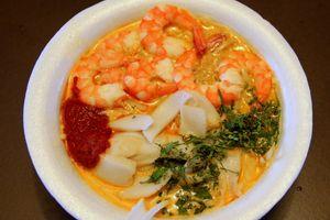 Cà ri Laksa – Món ngon của ẩm thực Malaysia
